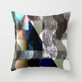 Spitzbergen Throw Pillow