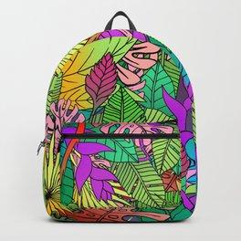 Crystal Jungle Backpack