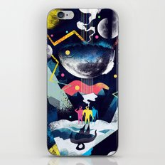 Sublime Visions of Nature iPhone Skin