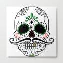 Day Dead Sugar Skull by mesutok