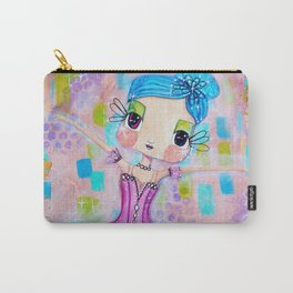 Ande Ballerina Dew Drop Fairy Carry-All Pouch