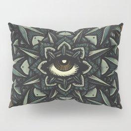 Mandala Eye Pillow Sham