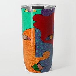 Pieces of Me Travel Mug