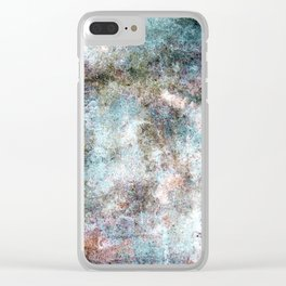 Galaxy Series: Number Five Clear iPhone Case