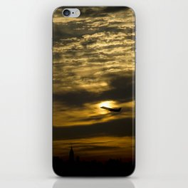 Newark Flight iPhone Skin