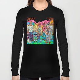 King of the Mutants Long Sleeve T-shirt