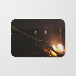Fire Light Bath Mat