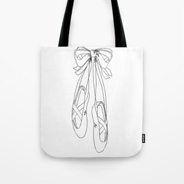 Dance Shoes Tote Bag