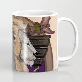 Lions! Make You Brave Coffee Mug