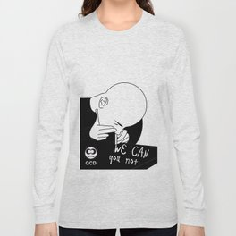 we can you not Long Sleeve T-shirt