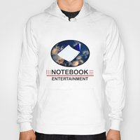notebook Hoodies featuring Notebook Entertainment by NotebookFilms
