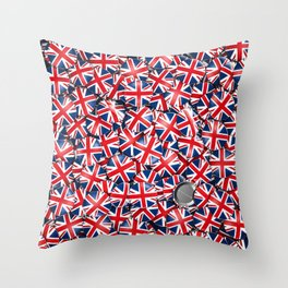 Pin it on Britain Throw Pillow