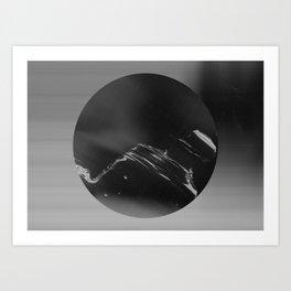 Strange Moons - 1 Art Print