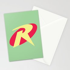 Robin Pastel Stationery Cards