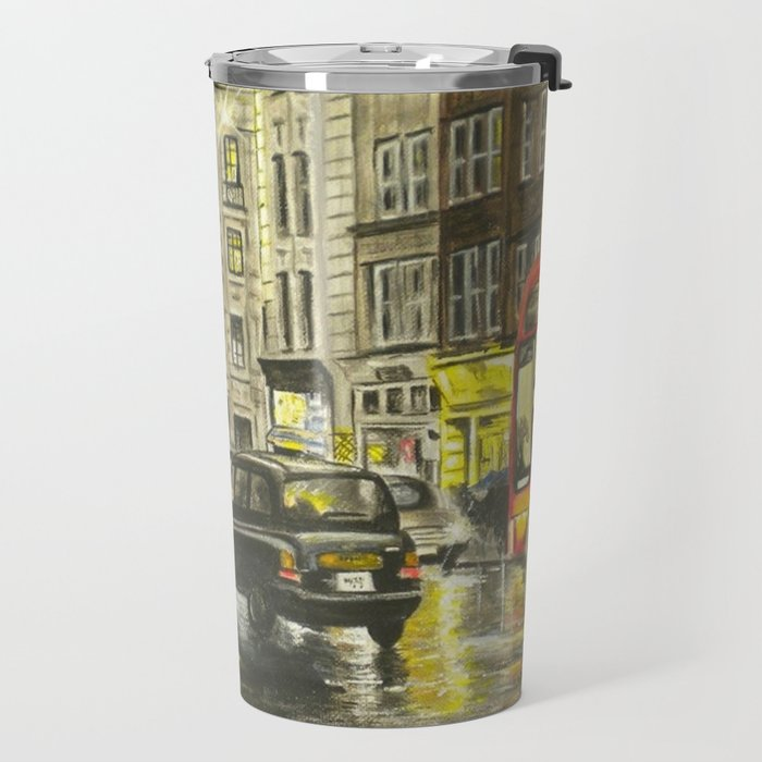London Lights Travel Mug