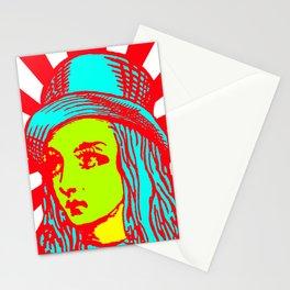 Alice Sunburst Stationery Cards