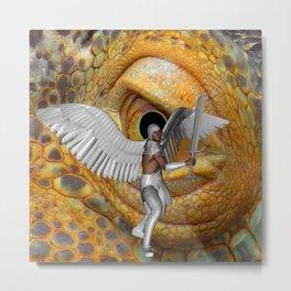 Dragon Slayer 4 Metal Print