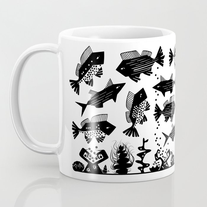 Cat Fish -The Other Side of Eve Coffee Mug