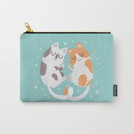 Kitty Cuddles Carry-All Pouch