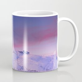 The mountains are calling, and i must go. John Muir. Coffee Mug