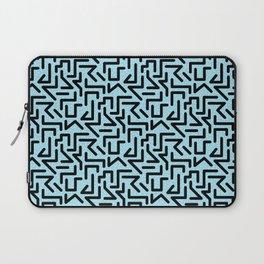 Memphis Labyrinth Laptop Sleeve