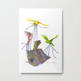 Fly Away Home Metal Print