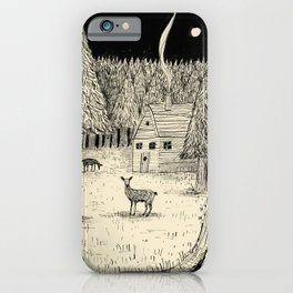 'In The Clearing' iPhone Case