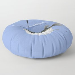 Take It Outside! (Colour) Floor Pillow