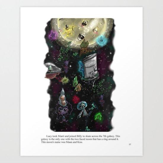 Page 57 Art Print