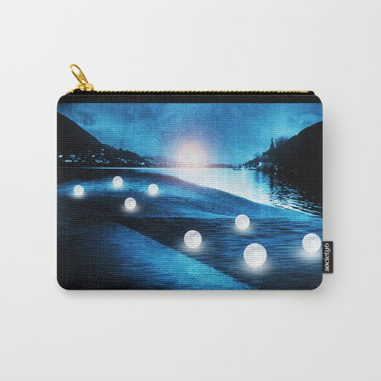 Field of lights Carry-All Pouch