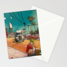 Californium | Truck Stationery Cards