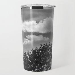 Silver Cloud Travel Mug