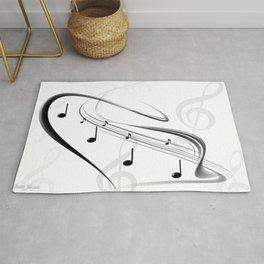 DT MUSIC 3 Rug