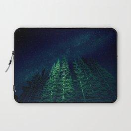 Star Signal - Nature Photography Laptop Sleeve