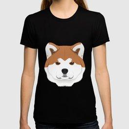 Akita Inu dog T-shirt