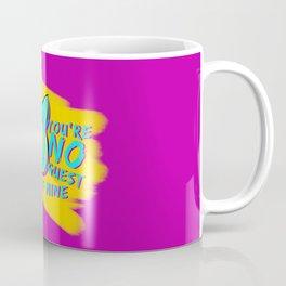An Eye For Secrets Coffee Mug