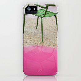 La Chaise iPhone Case