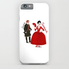 Vive le Frasers! iPhone Case