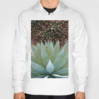 succulents Hoodies featuring Succulents by Juliette
