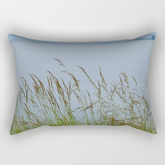 Grass Rectangular Pillow
