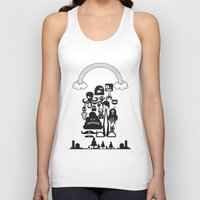 monster inc Tank Tops featuring Monster Collection Inc  by Dei Hendrick