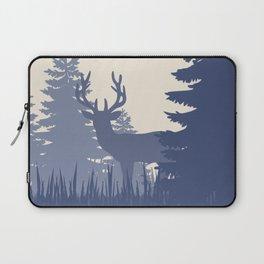 Buck in the Woods Laptop Sleeve