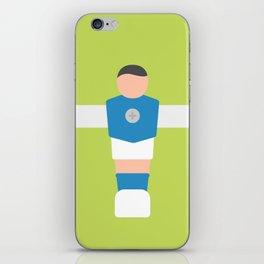 #79 Foosball iPhone Skin