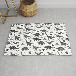 Dinosaur Pattern Rug