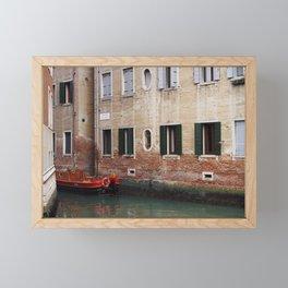 Venice, Italy Framed Mini Art Print