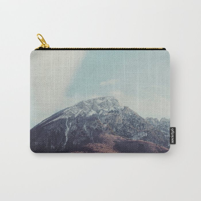 Mountains in the background XIII Carry-All Pouch