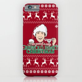 Have yourself a merry Griswold Family christmas iPhone Case