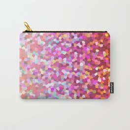 Mosaic Sparkley Texture G148 Carry-All Pouch