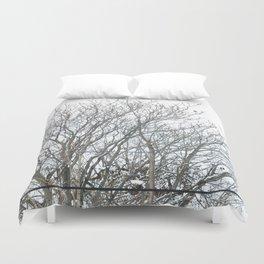 Bare Branches Duvet Cover