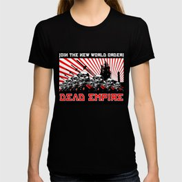 Join The New World Order - Dead Empire T-shirt